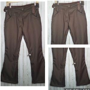 Holden Ski Snowboard Pants Brown Size XS